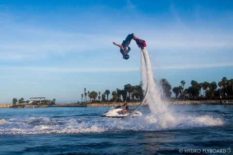 Backflips FlyBoarding