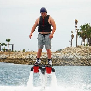 flyboarding weight limit