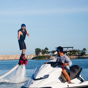 certified fly board instructor