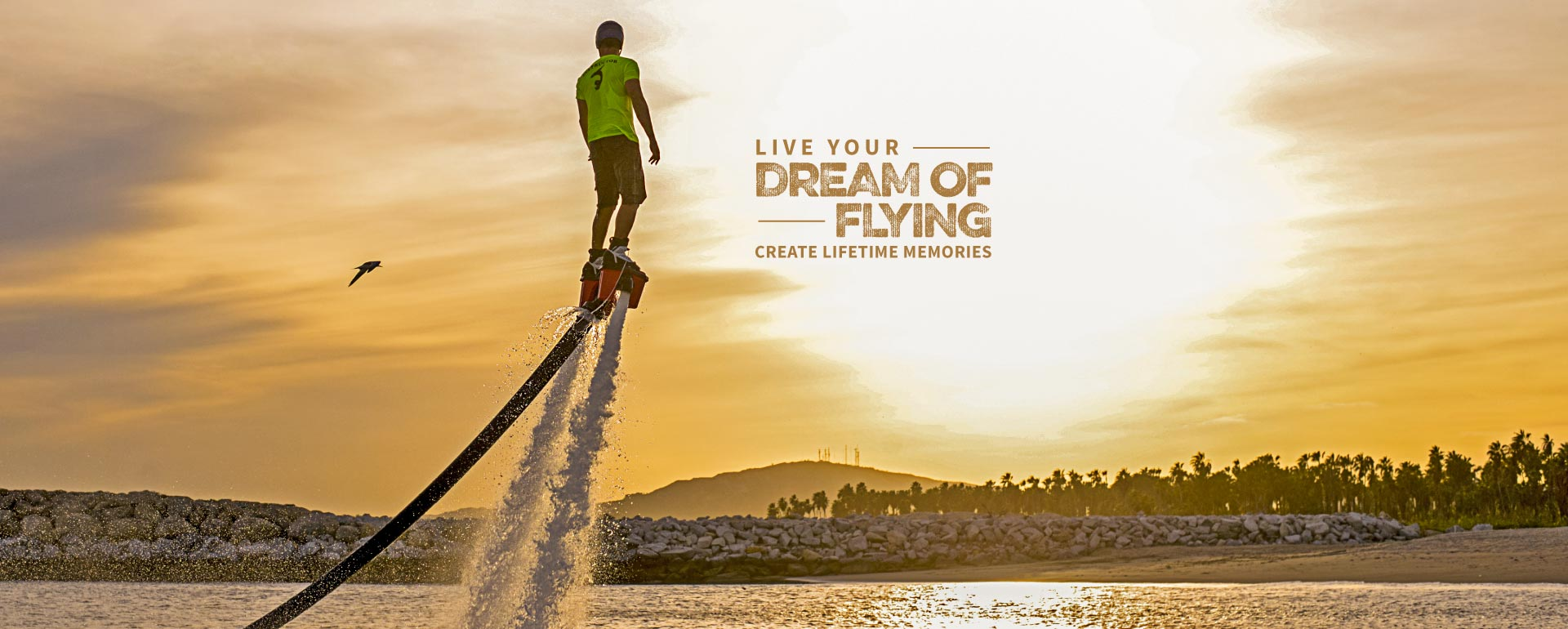 San Jose del Cabo Flyboard